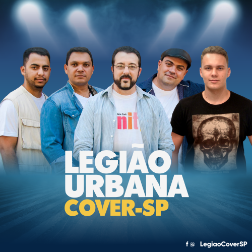 CARTAZ LEGIÃO COVER-SP